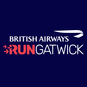 Gatwick Half Marathon (5K and Family Run options also available)